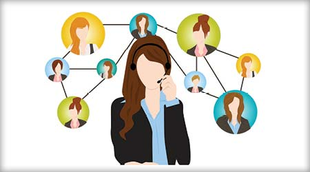 Salespeople And Customer Service Teams Should Be Working Together