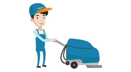 Benefits Of Using Microscrubbers To Clean Floors