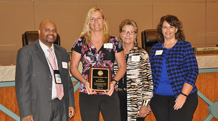 Dosatron International Honored With Exceptional Employer Award