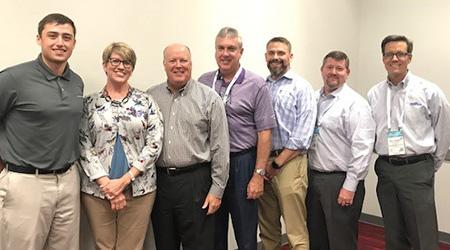 Andersen Company Names Sales Rep Award Winners