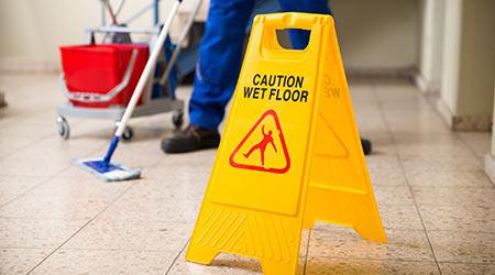 Keeping Floors Clean During Storm Season