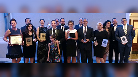 Cleaning Industry Award Winners Recognized At Industry Event