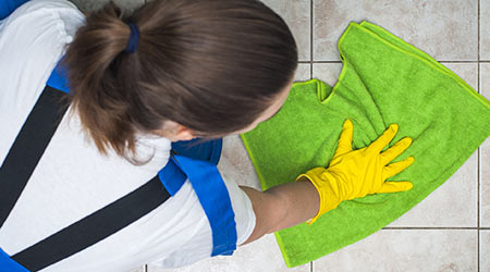 The Cost Of Shining Ceramic Tile Floors - Clean and shine ceramic tile floors