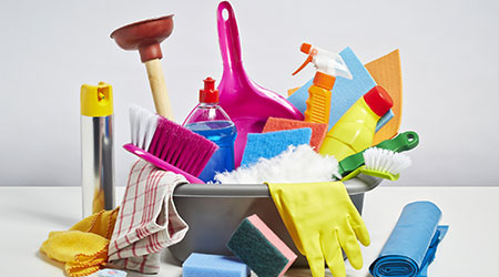 Dangers Of Mixing Some Cleaning Products