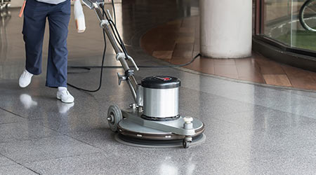 Maintaining A Sustainable Floor Care Program