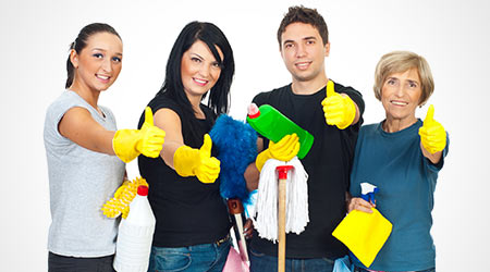 Five Ways To Stand Out In The Cleaning Industry