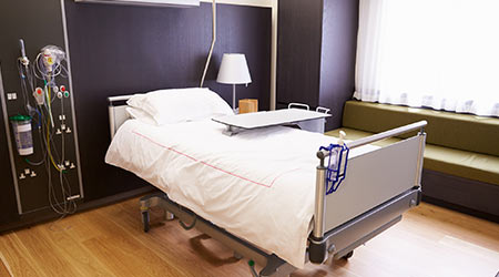 Study Focuses On Better Patient Room Cleaning Methods