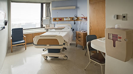 Hospitals Ranked By Cleanest Patient Rooms