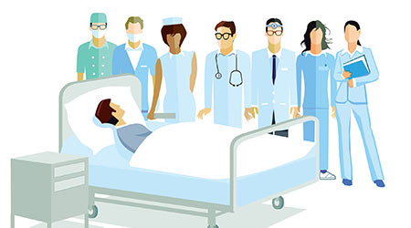 Survey Says 4 in 10 Healthcare Staff Work While Sick