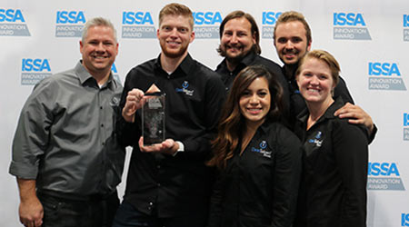 CleanTelligent Software Wins Fifth Innovation Award