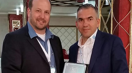 Kaivac Names 2016 International Distributor of the Year Award