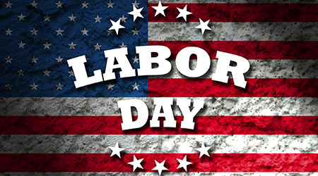 Recognizing Labor Day
