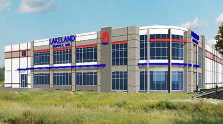 Lakeland Supply To Build New Headquarters
