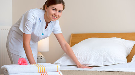 Study: Fabric Care Programs Help Extend The Life Cycle Of Hotel Linen