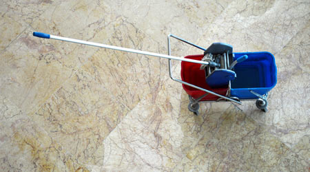 Five Mopping Myths