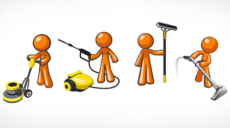Event Promotes Professional Cleaning