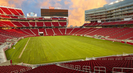 ABM Continues Partnership With Levi's Stadium