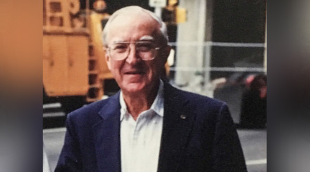 Mourning A Legend Of The Jan/San Industry