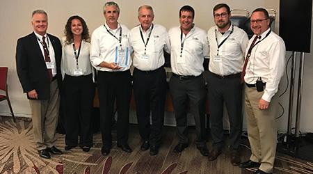 San Jamar Recognizes Henson Sales Group
