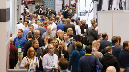 ISSA/INTERCLEAN Sees Strong Distributor, Exhibitor Turnout