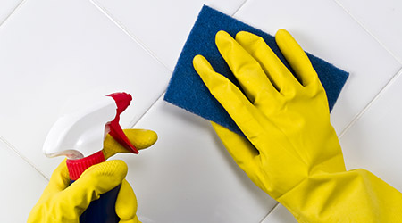 Self-Cleaning Surfaces Shine Up Cleaning Image