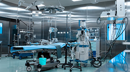 Certification Available For Operating Room Cleaning