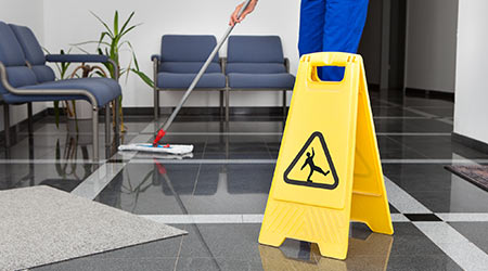 Slip-and-fall Accidents Prove Costly