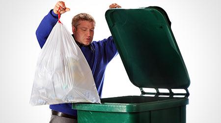 Ergonomic Study Of Innovative Waste Receptacle Design