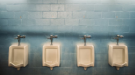 Cleaning Company Blamed For Unsanitary Restrooms