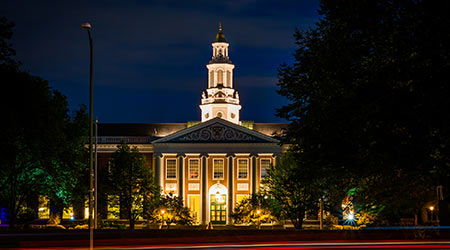 Harvard Building Renovation Achieves LEED Gold