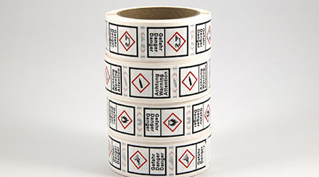 A Guide For GHS Labeling Requirements