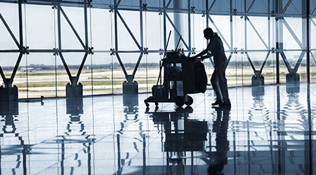 Firm Exits St. Louis Airport Cleaning Contract Amid Controversy