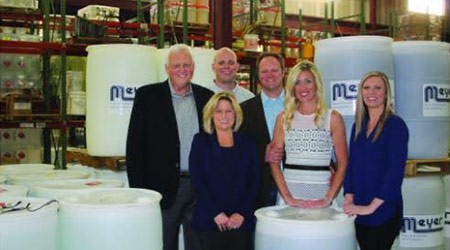 Meyer Laboratory Receives Family Business Award