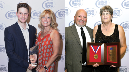 BSCAI Names Year's Top New Member, Building Service Employee