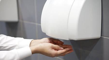 Hand Dryer Manufacturers Discuss Industry Trends
