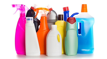 Household Disinfectants Could Be Making >> Study Says Disinfectants Could Be Making Kids Overweight