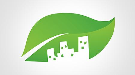 Modern Eco Friendly Green City Development