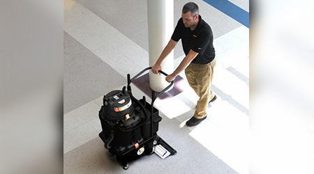 Kaivac Cleaning System Earns New Patent