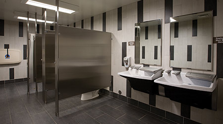 Survey Says: Staffs Want Restroom Upgrades