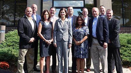 EBP Supply executive team