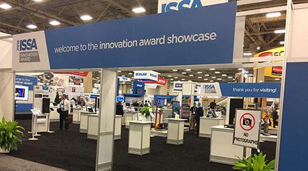 ISSA Innovation Award Showcase