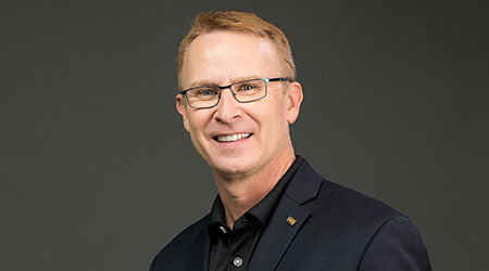 Office Pride Commercial Services President and CEO Todd Hopkins