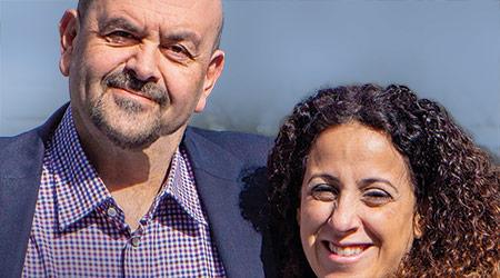 George and Marianne Abiaad