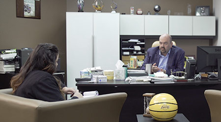 George Abiaad speaks with Marlen Mendoza