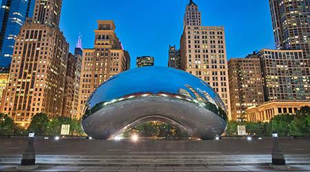 Classic Chicago architecture