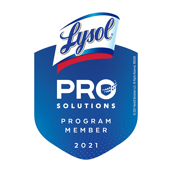 Lysol Pro Solutions Logo
