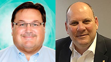 Nichols Paper & Supply Company promotes Hal Grossman to President and COO Kevin Rahrig retires