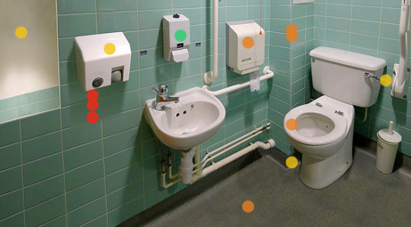 WHITE PAPER Whats The Most Contaminated Object In Public Restrooms